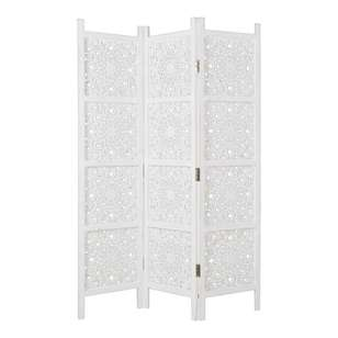 Ombre Home Boho Bloom Etched Room Divider