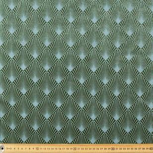 Diamond Printed Velveteen G1 148 cm Fabric