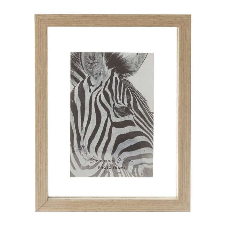 Cooper & Co 10 x 15 cm Floating Frame