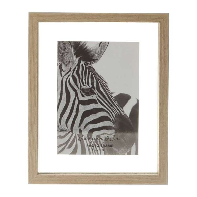 Cooper & Co 13 x 18 cm Floating Frame