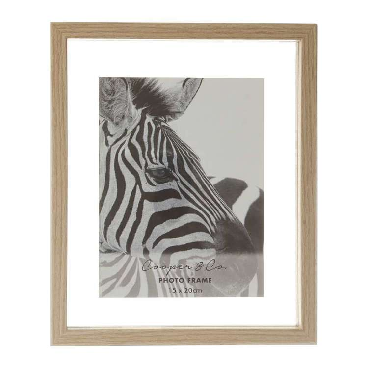 Cooper & Co 15 x 20 cm Floating Frame
