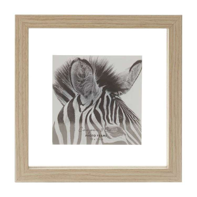 Cooper & Co 10 x 10 cm Floating Frame