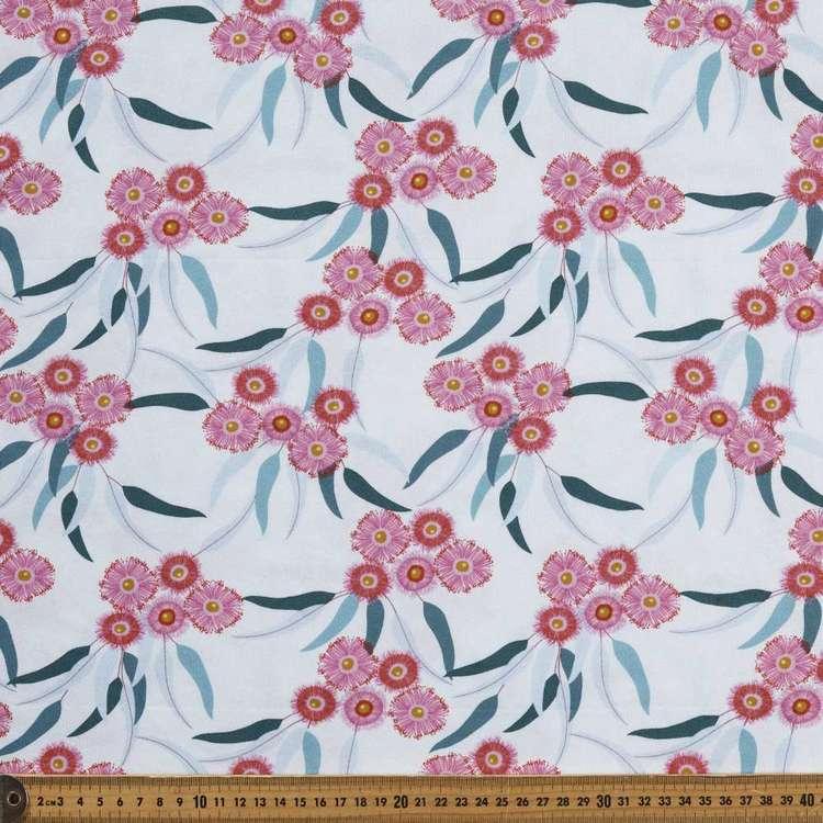 Jocelyn Proust Eucalyptus Printed Organic Cotton Jersey Fabric