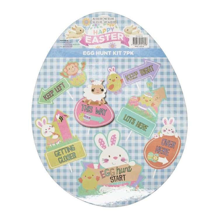 Happy Easter Egg Hunt Kit