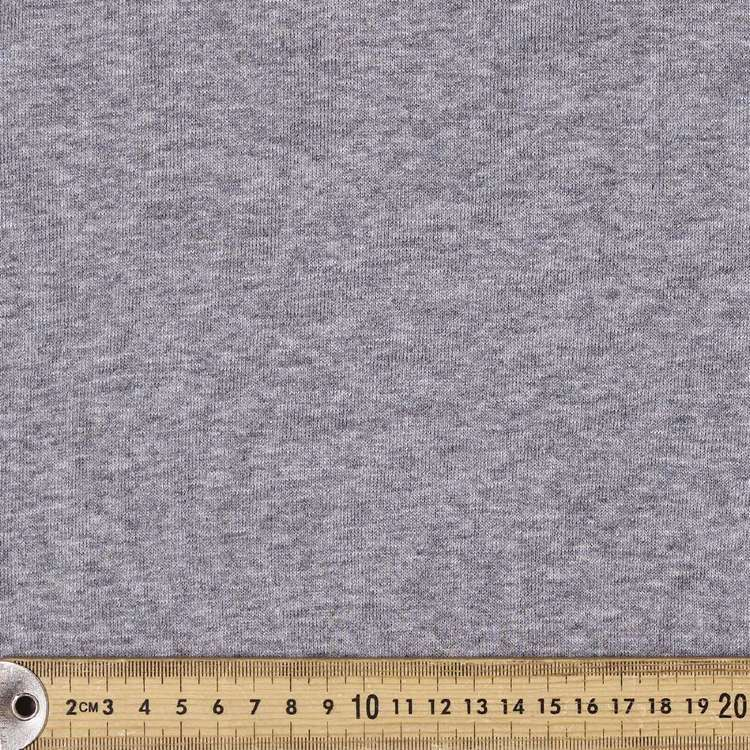 Plain Cotton French Terry Fabric