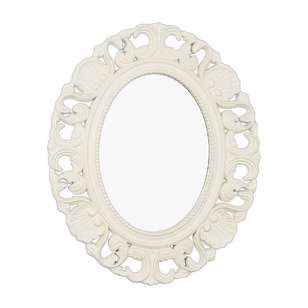 Cooper & Co Eclectic Treasures Baroque Oval Mirror