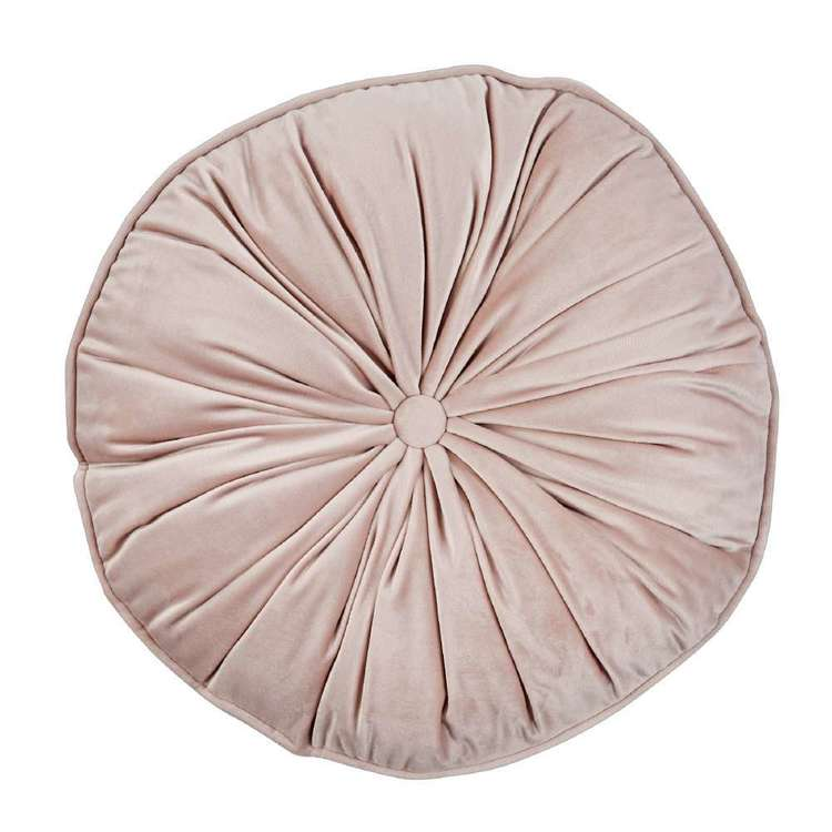 Koo Home Maddie Round Velvet Cushion