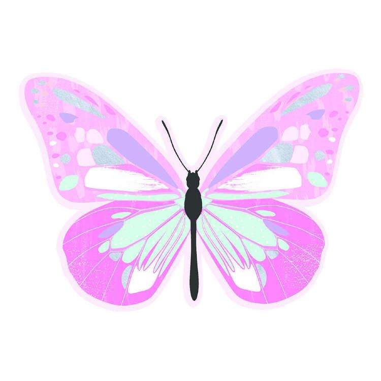 Artwrap Butterfly Invites 8 Pack