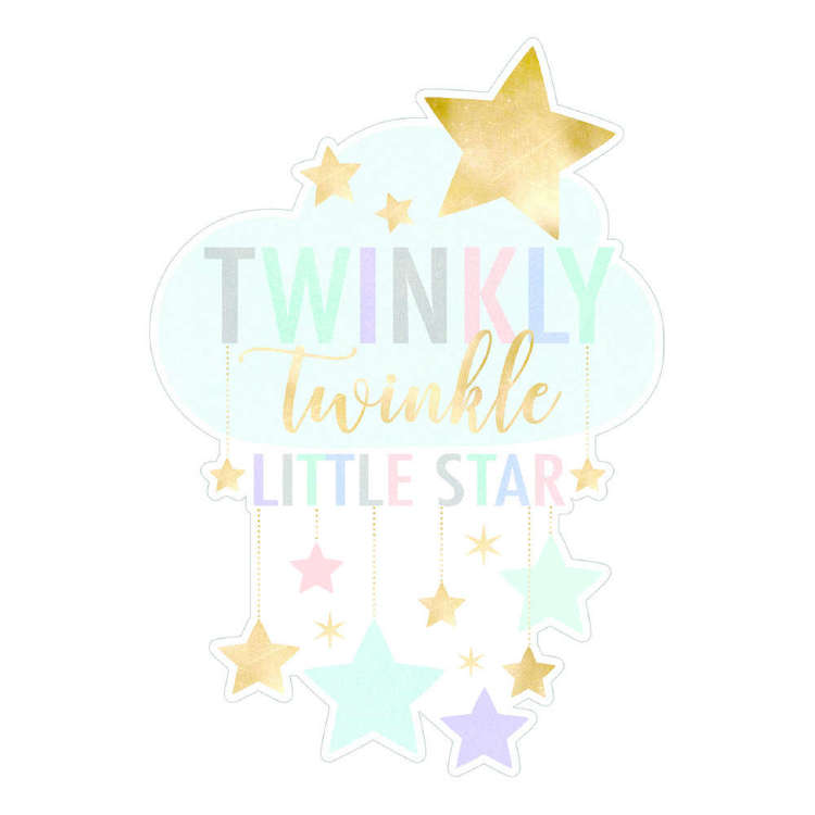 Artwrap Twinkle Invites 8 Pack