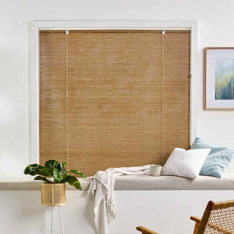Windowshade Bamboo Woven Roll Up Blind