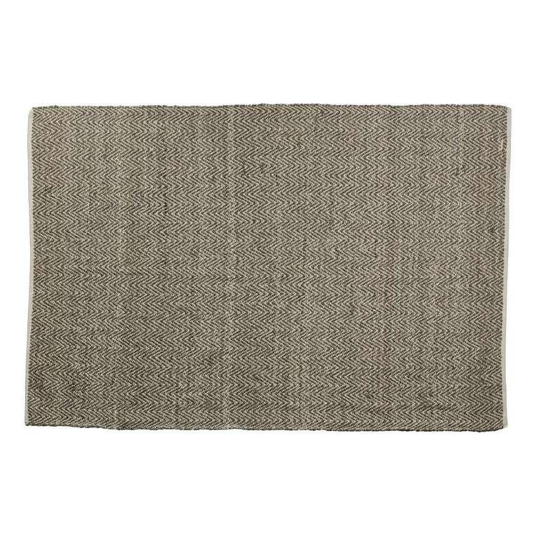 Koo Home Porter Textured Wool Rug