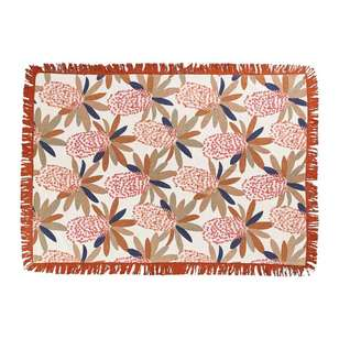 Koo Jocelyn Proust Sia Printed Cotton Rug