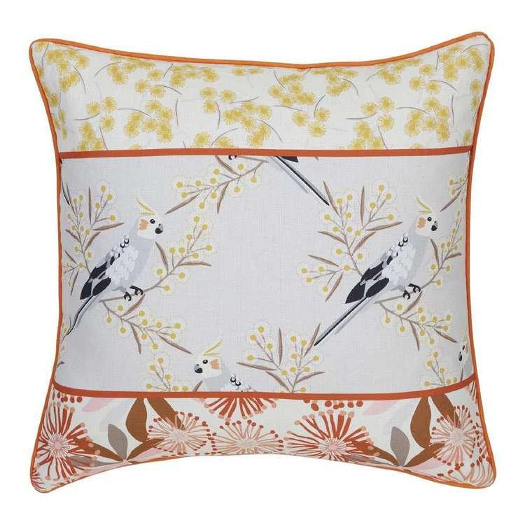 Koo Jocelyn Proust Patch Printed Cushion