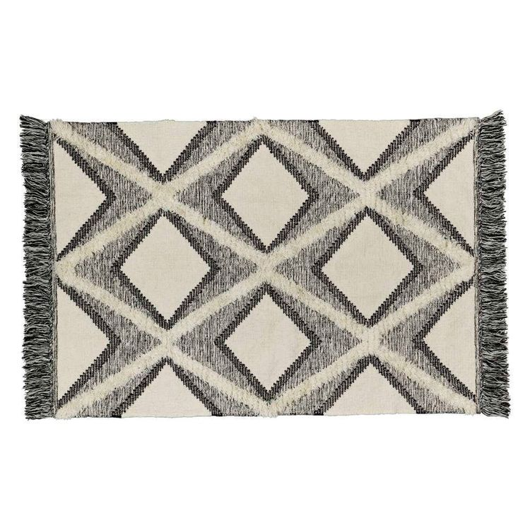 Koo Home Gypsy Textured Wool Rug