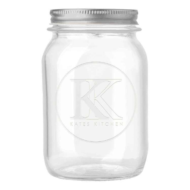 Kate's Kitchen Preserve Jar With Lid