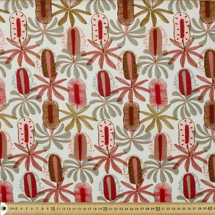 Jocelyn Proust Banksia 112 cm Montreaux Drill Fabric