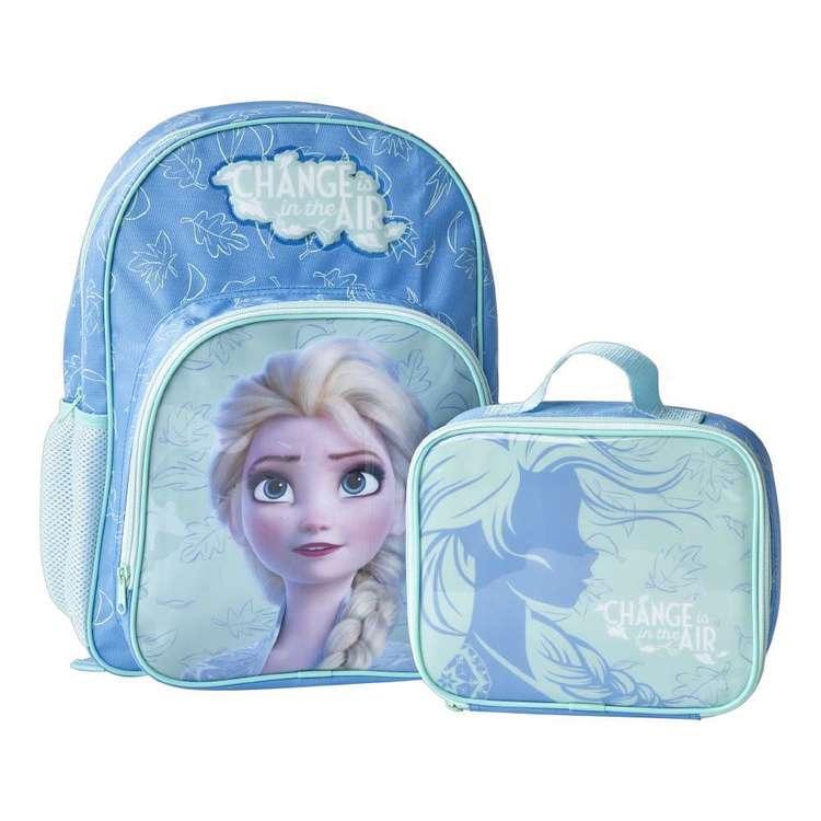 Disney Elsa Back Pack & Cooler Bag