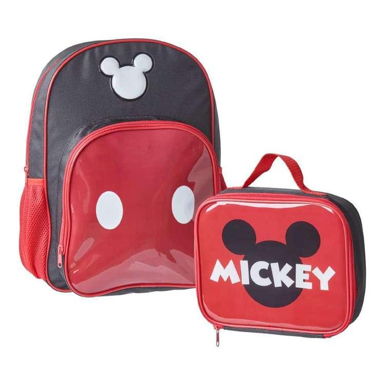 Disney Mickey Back Pack & Cooler Bag