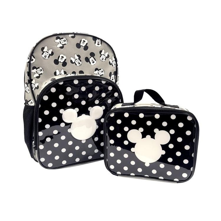 Disney Minnie Back Pack & Cooler Bag