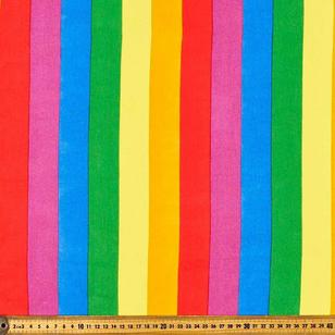 Stripe Multipurpose Cotton Fabric