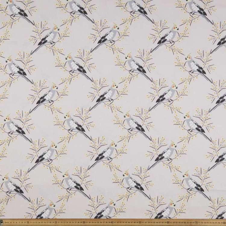 Jocelyn Proust Acacia Bloom Diagonal Fabric