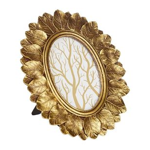 Living Space Eclectic Treasures Leaf Photo Frame