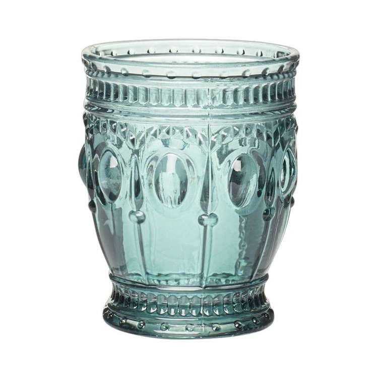 Living Space Eclectic Treasures Mosaic Candle Holder