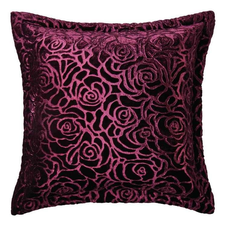 Platinum Odette European Pillowcase