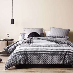 Logan & Mason Vaughn Quilt Cover Set