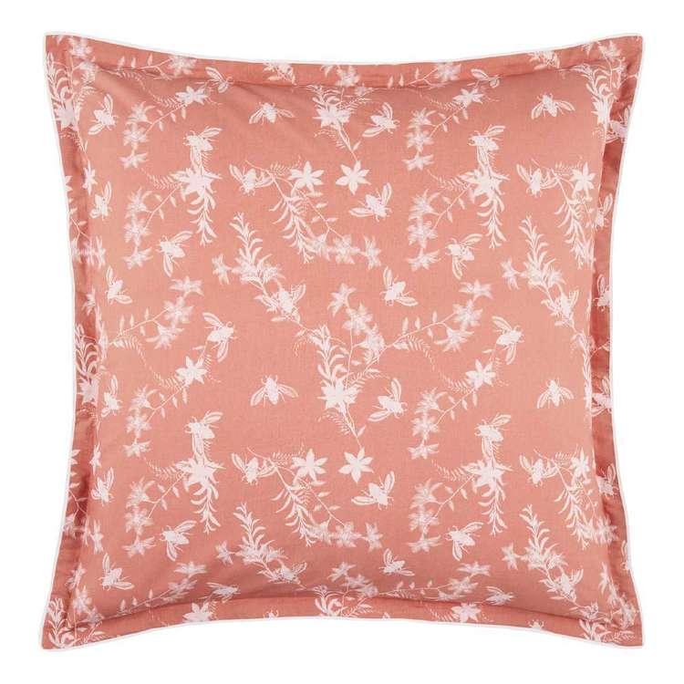 Logan & Mason Briar Rose European Pillowcase
