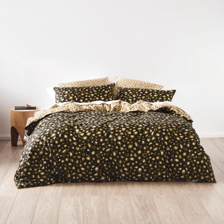 Brampton House Nailah Quilt Cover Set
