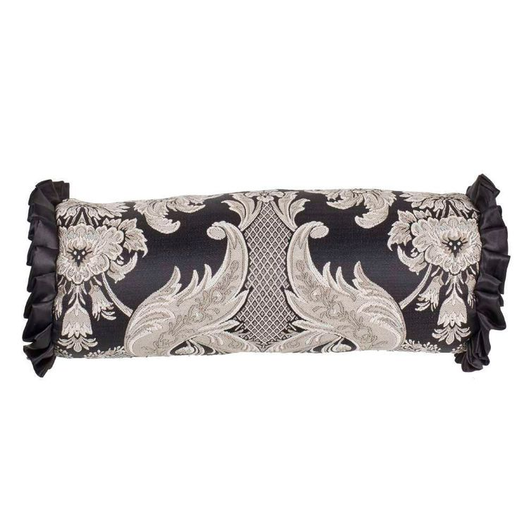 La Scala Bernice Neck Roll Pillow