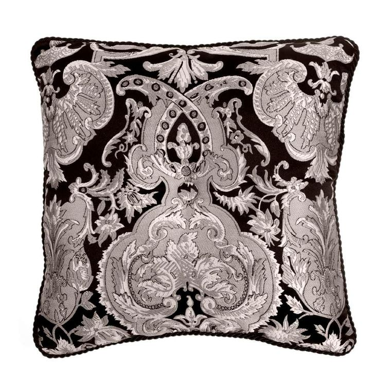La Scala Bernice Button Cushion