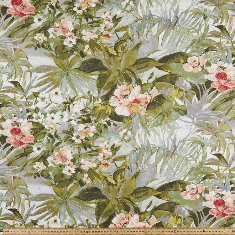 Lancashire Mills Half Panama Bali Fabric