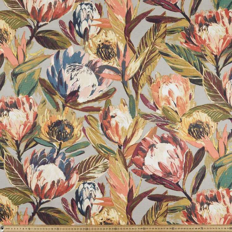 Lancashire Mills Half Panama Ophelia Fabric