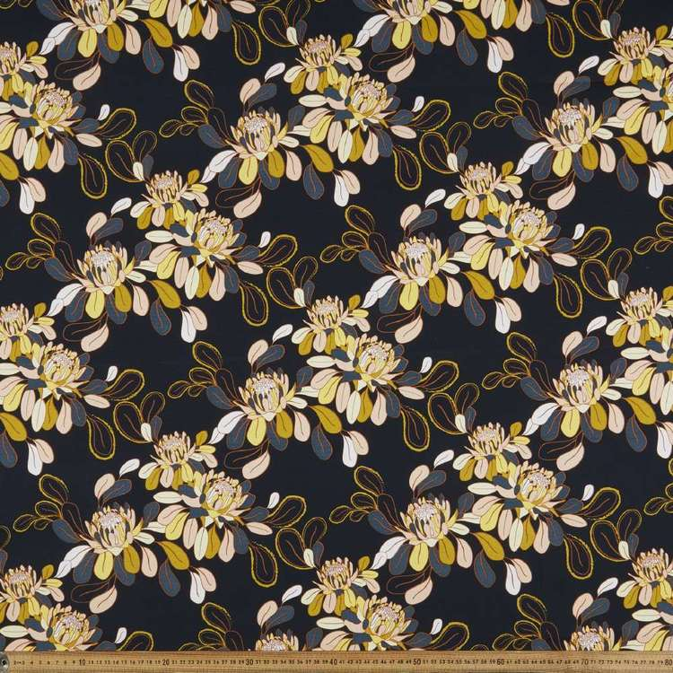 Kirsten Katz Ginger Utopia Curtain Fabric