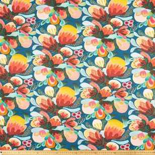 Kirsten Katz Bush Flora Curtain Fabric