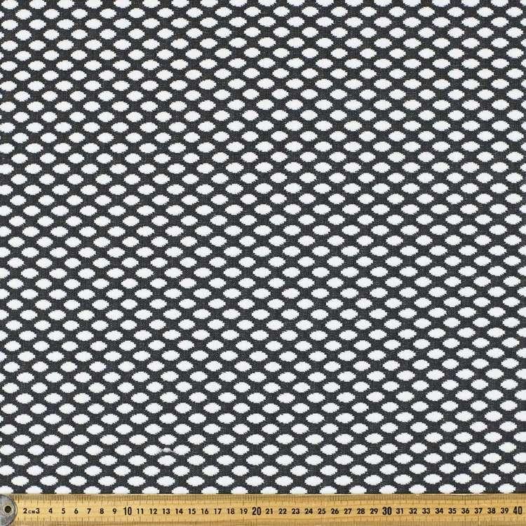 Spot Jacquard Knit 160 cm Fabric