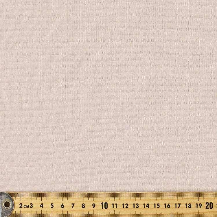 Plain Polyester Rayon Ponte Fabric