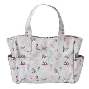 Sew Easy Cats Knitting Bag