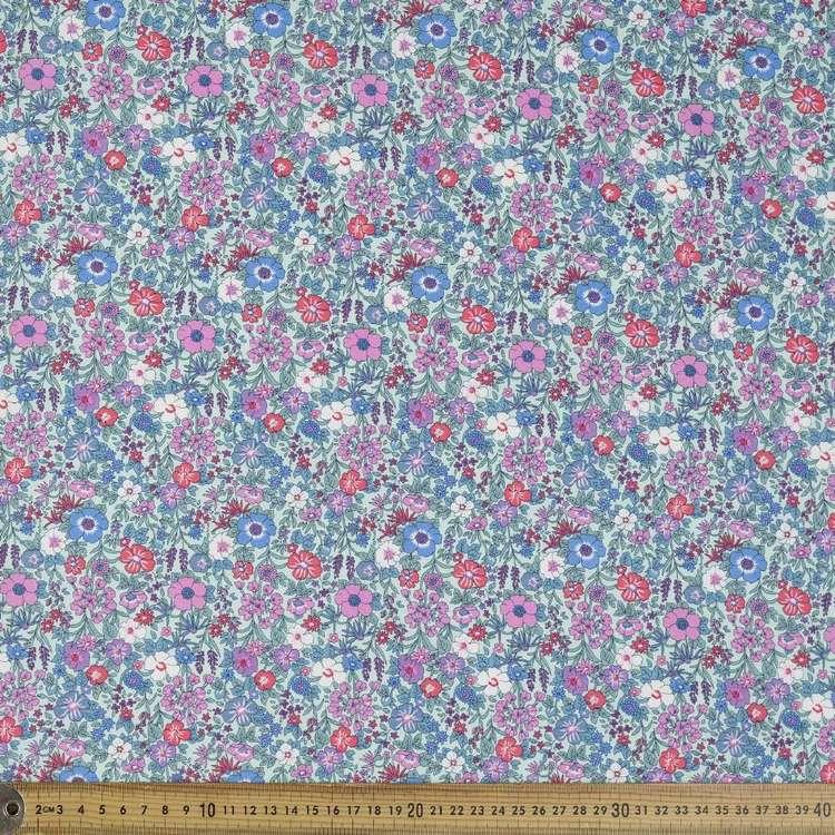 Pretty Fields Printed 112 cm Cotton Poplin Fabric