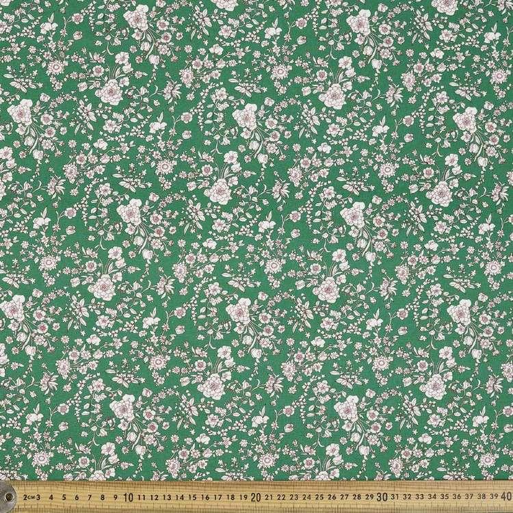 Scatter Printed 112 cm Cotton Poplin Fabric