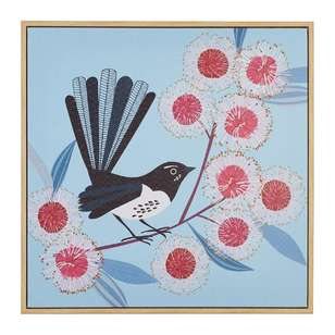 Koo Jocelyn Proust Willy Wagtail Framed Art