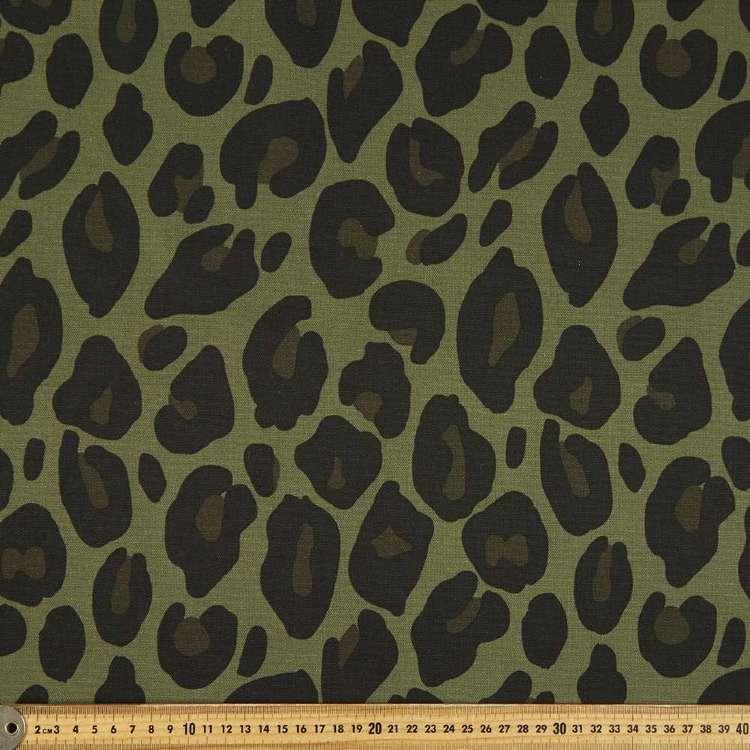 Big Skin Printed 112 cm Cotton Duck Fabric