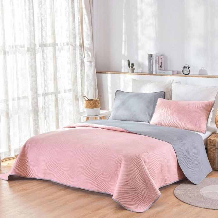 Ombre Home Classic Chic Swirl Coverlet