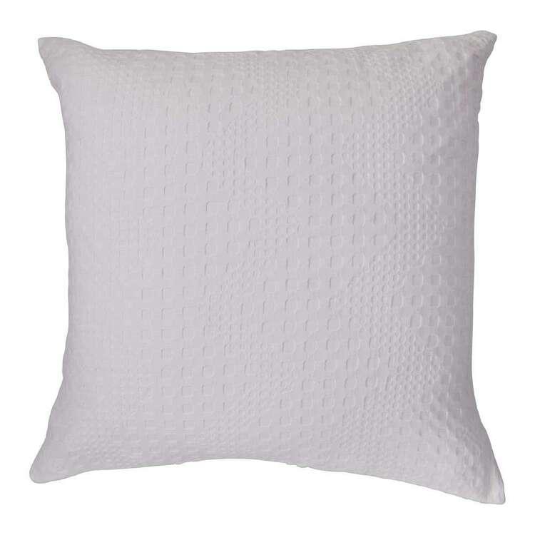 KOO Grace Waffle European Pillowcase