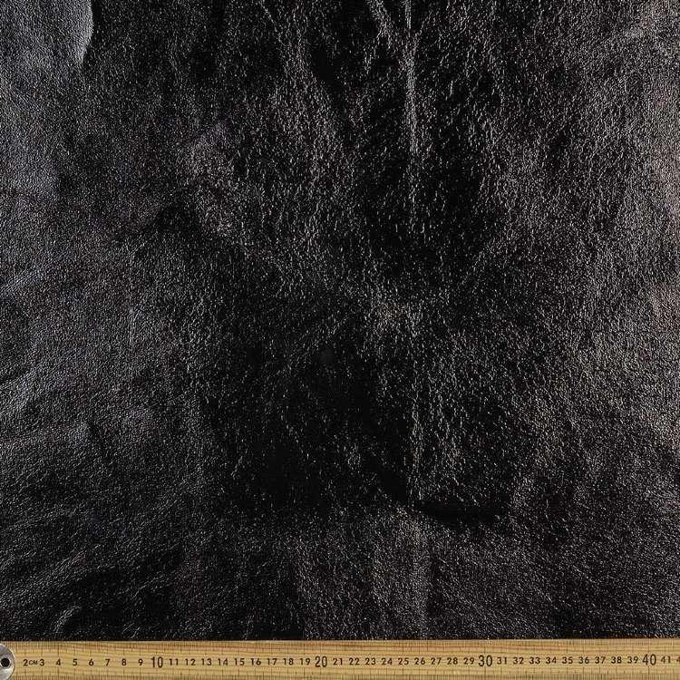 Costume Range Faux Leather Poly Urethane Fabric