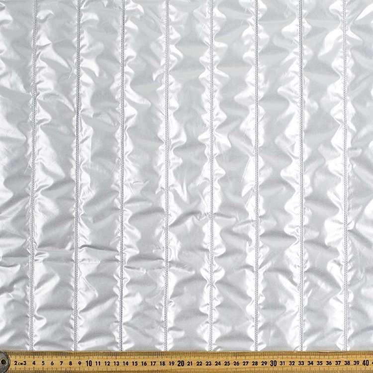 Puffer Coating 127 cm Fabric