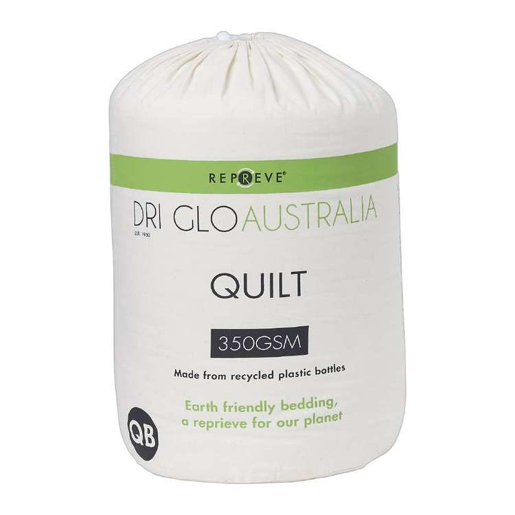 Dri Glo Repreve Recycled Quilt
