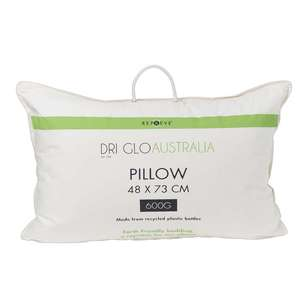 Dri Glo Repreve Recycled Pillow